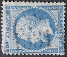 22 Obl GC 1531 Flumet (88 Savoie ) Ind 17 - 1849-1876: Klassik