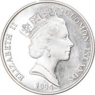 Monnaie, Îles Salomon, 10 Dollars, 1994, FDC, Argent, KM:53 - Solomon Islands