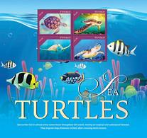 Tuvalu 2020 Fauna  Sea Turtles I202104 - Tuvalu