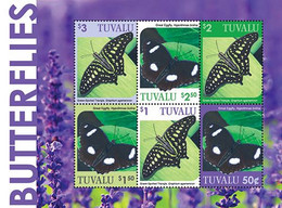 Tuvalu 2020 Fauna Butterflies  1202104 - Tuvalu