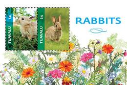 Tuvalu 2020  Fauna Rabbits  1202104 - Tuvalu