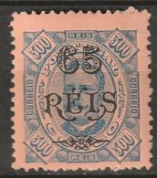 Portuguese Congo 1902 Sc 39  MH* - Portugiesisch-Kongo