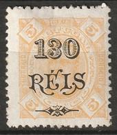 Portuguese Congo 1902 Sc 42  MH* Disturbed Gum - Portugiesisch-Kongo