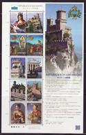 (ja0015) Japan 2010 San Marino MNH - Nuevos