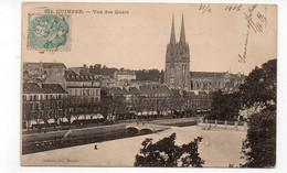 29 - QUIMPER - Vue Des Quais - 1906 (Z79) - Quimper