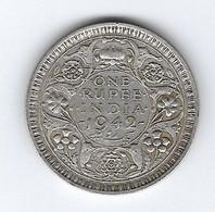 1 RUPEE  1942 - GEORGE VI KING EMPEROR - Inde