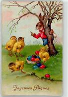 53085738 - Osterhase Personifiziert Kueken - Easter