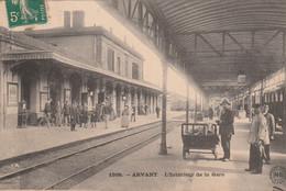 Arvant - La Gare - Sonstige Gemeinden