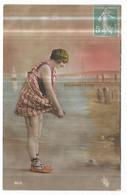 Baigneuse Saint Jean De Luz 23 Aout 1918 - Women