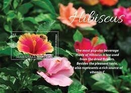 Marshall Islands 2020 Hibiscus Flower  I202104 - Marshall Islands