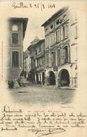 GAILLAC  Rue Portal Pionnière  Labouche  RV - Gaillac