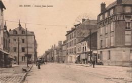 REIMS : AVENUE JEAN JAURES - Reims