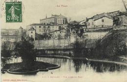 GAILLAC Vue Prise Du Parc Labouche    RV - Gaillac