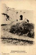 CPA AK Geiser 3 TANGER Porte De La Casbah MAROC (757895) - Tanger