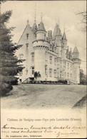 CPA Lencloître Vienne, Chateau De Savigny Sous Faye - Altri Comuni