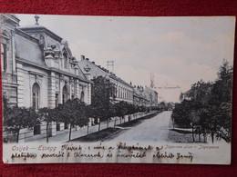 CROATIA - OSIJEK / HUNGARY - ESZÉK / 1904 - Kroatië