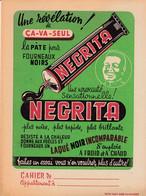 Protège Cahier - Produit CA VA SEUL - Pâte Pour Fourneaux Noirs - NEGRITA - Unclassified
