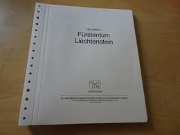 Liechtenstein Kabe Bicollect 1980-89 Falzlos (16910) - Vordruckblätter