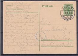 Allemagne - Zone AAS - Carte Postale De 1945 - Entier Postal - Oblit Berlin - Exp Vers Berlin - Amerikaanse, Britse-en Russische Zone