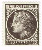 France, N° 677 - Cérès De Mazelin - Unused Stamps
