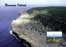 Navassa Island  View Caribbean New Postcard - Autres