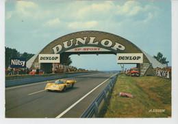 SPORT AUTOMOBILE - LE MANS - Le Circuit Des 24 Heures - Le Mans