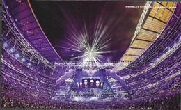 IRELAND, 2020 , MNH, MUSIC, U2 , U2360 TOUR, WEMBLEY STADIUM,  S/SHEET - Musica