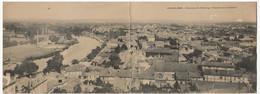 Angouleme Carte Panoramique - Angouleme