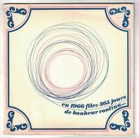 DISQUE 33 TOURS PUBLICITAIRE 1966 FILEZ 365 JOURS LISMERAN A PARIS - Formati Speciali