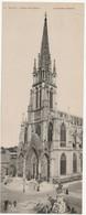 Nancy L''eglise Saint Epvre Carte Panoramique - Nancy