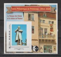France CNEP 2020 Salon Dole Pasteur - CNEP