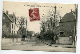 92 GARCHES Avenue D'Alsace Jolies Villas écrite Timbrée 1926   D13  2021 - Garches