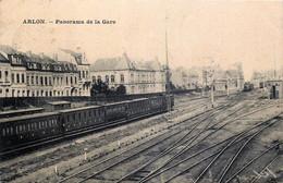 Belgique - Arlon - Panorama De La Gare - Arlon