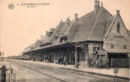 Belgique - La Panne - Adinkerke - La Gare - De Panne