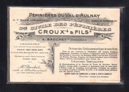 (28/05/21) 92-CPA CHATENAY - PEPINIERES DU VAL D'AULNAY - Chatenay Malabry