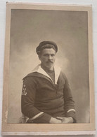 Portrait D'un Homme. Marin. Militaire. - War, Military