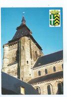 Soignies Collégiale St Vincent  ( Carte Ayant Voyagé ) - Soignies
