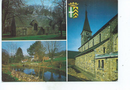 Soignies Horrues Casteau   ( Carte Ayant Voyagé ) - Soignies