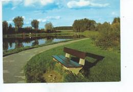 Soignies Lac De Pêche Et De Canotage   ( Carte Ayant Voyagé ) - Soignies