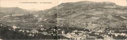 CPA 34 LAMALOU LES BAINS Carte Panoramique - Lamalou Les Bains