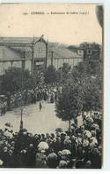 CORBEIL - Enlèvement Du Ballon (1907) - Corbeil Essonnes