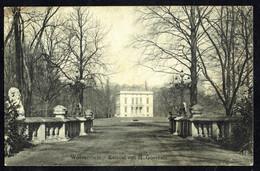 Wolverthem - Wolvertem - Kasteel Van M. Goethals - Circulé - Circulated - Gelaufen - 1911. - Meise