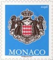 Monaco 3062 Armoiries - Timbres