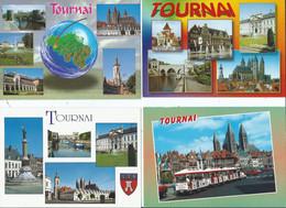 Tournai Lot De 40 Cartes Postales ( Cartes Ayant Toutes Voyagé ) - Doornik