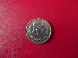5 Francs Madagascar 1953 - Madagascar