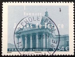 TIMBRES   DE    FRANCE   N° 4000    OBLITÉRÉS  ( LOT: 7554) - Usados