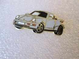 PIN'S    PORSCHE   911 TURBO   Email Grand Feu - Porsche