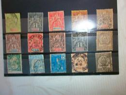 Anciens Colonies Françaises - Sammlungen (ohne Album)