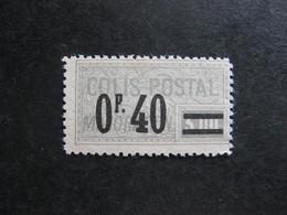 TB Timbre Pour Colis Postaux N° 36, Neuf XX. - Nuevos