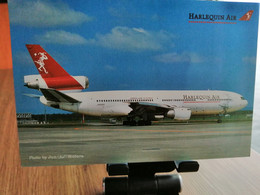 HARLEQUIN AIR TAIWAN AIRLINE ISSUE - 1946-....: Era Moderna